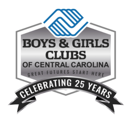Boys and Girls Clubs of Central Carolina 25 years